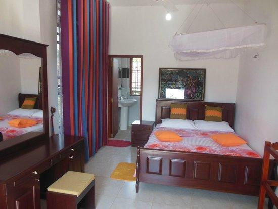 Beauty Mount Tourist Inn : new clean room