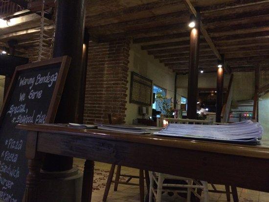 Warung Bendega Ubud: Catering to Western tastes