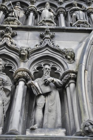 Iconic  Tours: St Giles' Cathedral