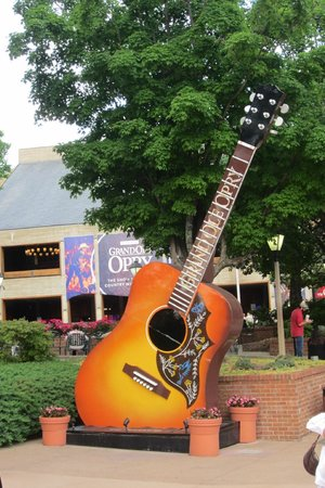 The Grand Ole Opry : Entrance