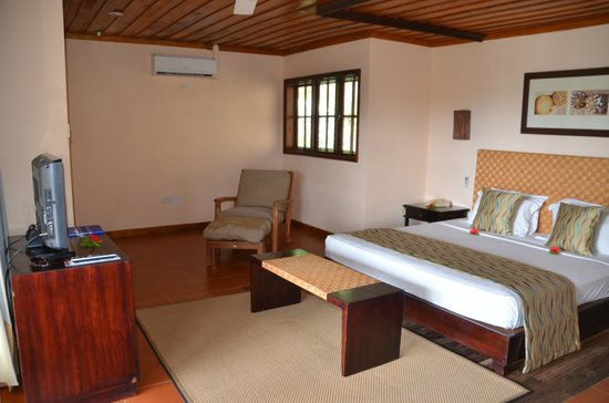 Hotel L'Archipel: Chambre