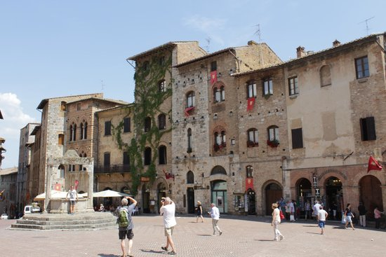 Walkabout Florence Tours: San Gimignano