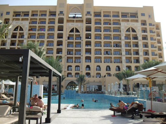 DoubleTree by Hilton Resort & Spa Marjan Island: Aussenansicht
