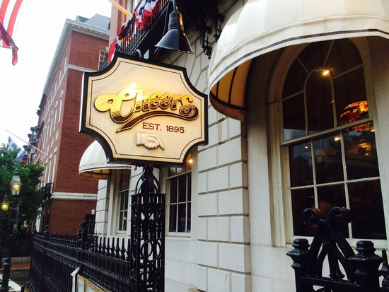Cheers Beacon Hill: They may not know you're name but ...