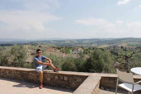 The Best of Tuscany Tour: San Gimignano