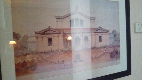 NH Sevilla Viapol : Decoración, cuadros de la habitación