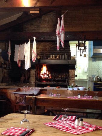 Taverne Le Bruegel : Joli cadre