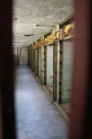 Eastern State Penitentiary: The cells