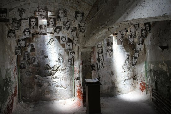 Eastern State Penitentiary: Art exhibition