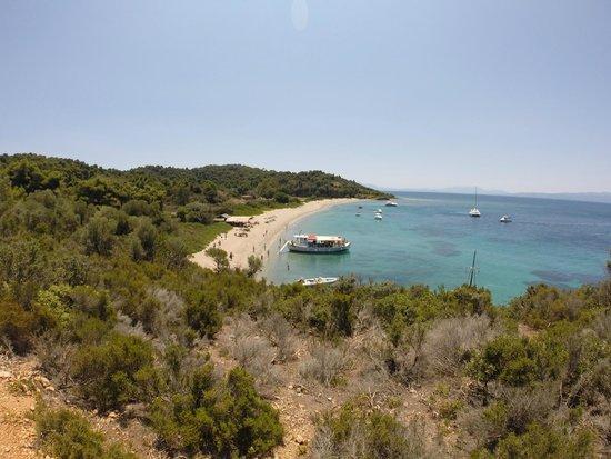 Eleni Boat Tours : Tsougria - other beach
