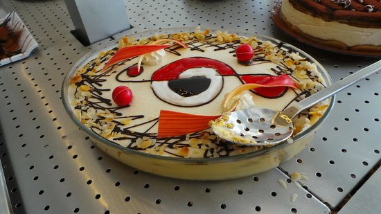 Pernera Beach Hotel: Cakes