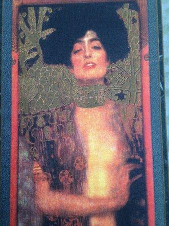Sarah Bernhardt : Menu