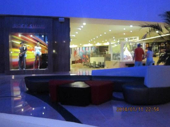 Hard Rock Hotel Vallarta : à l'intérieur de l'hôtel