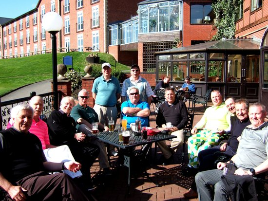Macdonald Hill Valley Hotel, Golf & Spa : Fylde Coast Golfers