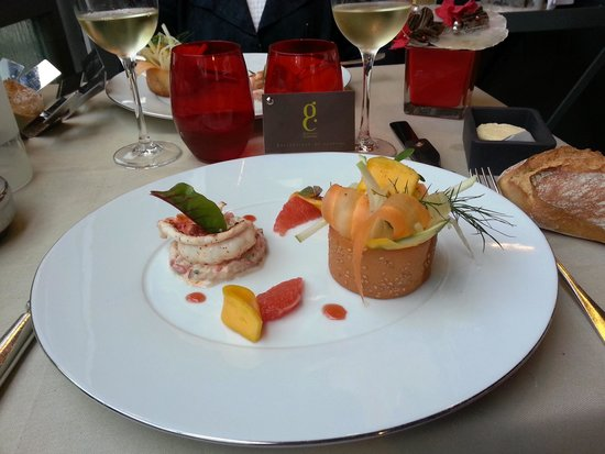 restaurant LES FLOTS à La Rochelle