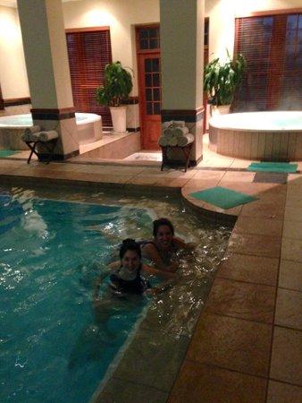 Kievits Kroon: Heated pool and jacuzzis