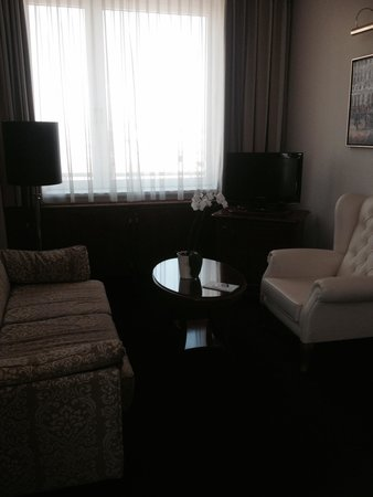 Hotel Am Parkring: Lounge