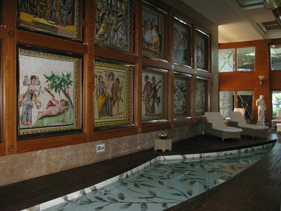 Hilton Dalaman Sarigerme Resort & Spa: wellnes