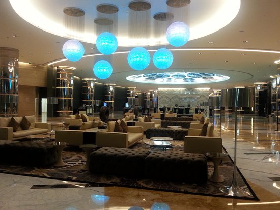 Jumeirah at Etihad Towers : beau