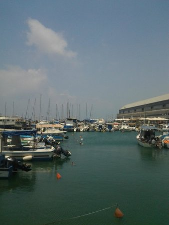 Jaffa Old City : порт