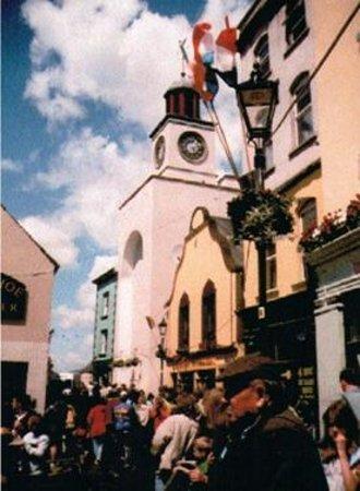 Ormond Castle: Town Clock