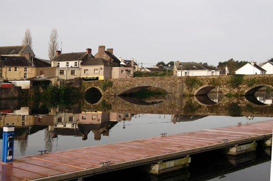 Ormond Castle: Old Bridge And Marina