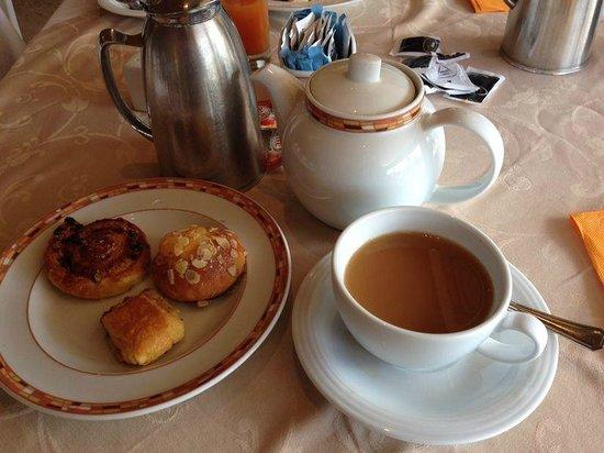 Grande Real Santa Eulalia Resort & Hotel Spa: breakfast