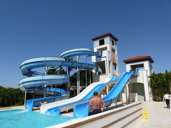 Sural Resort: Водяные горки