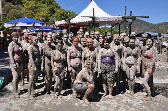 Pioneer Travel: mud baths