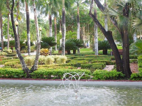 Iberostar Hacienda Dominicus : grounds