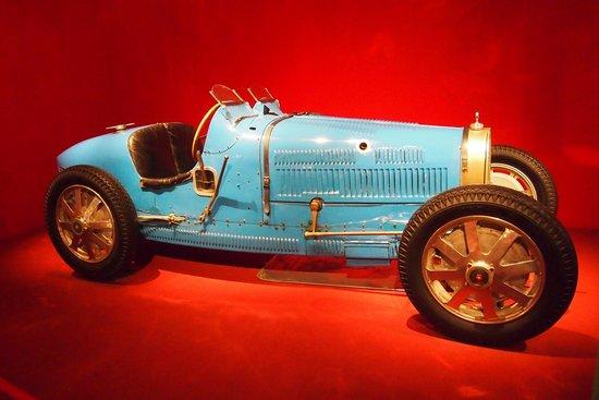 Cité de l'Automobile - Collection Schlumpf : A very special one