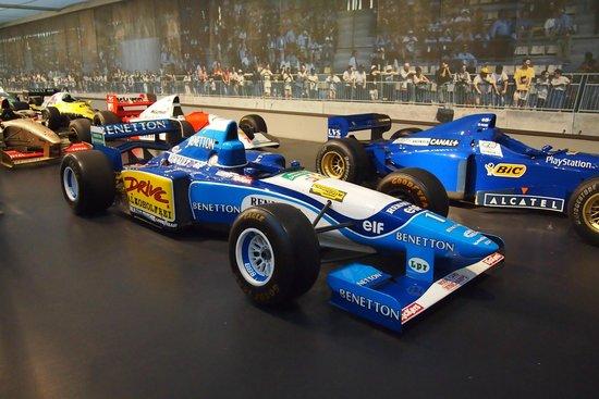 Cité de l'Automobile - Collection Schlumpf : A Formula One car