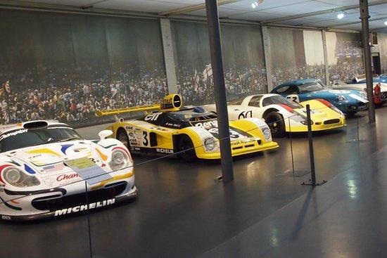 Cité de l'Automobile - Collection Schlumpf : Modern racing cars