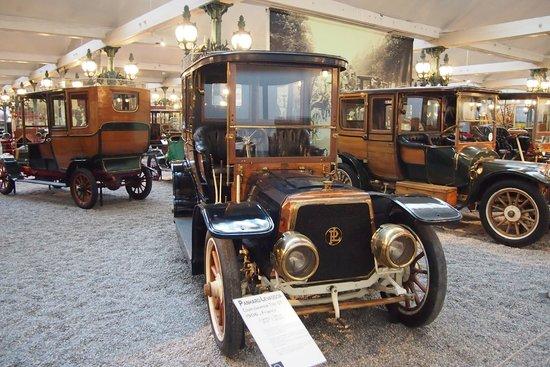Cité de l'Automobile - Collection Schlumpf : Just an old car
