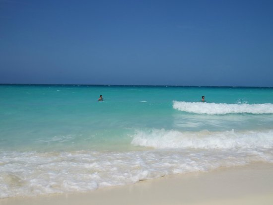 Melia Cayo Santa Maria: Playa!