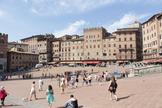 The Best of Tuscany Tour: Siena