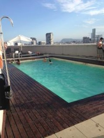 Hotel Barcelona Condal Mar By Melia: Rooftop Pool