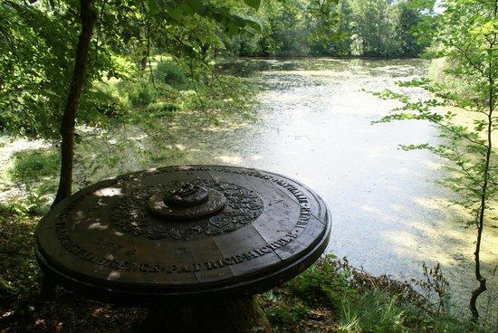 La Source Bleue: L'étang