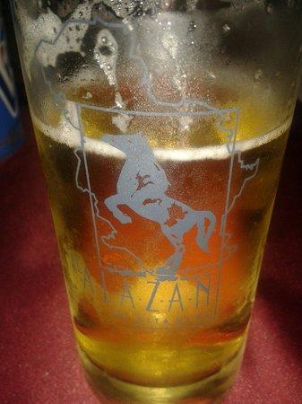 El Alazan: Cervezas frías