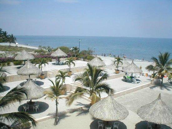 Zuana Beach Resort: agradables espacios