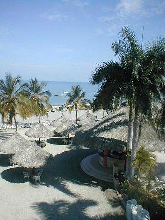 Zuana Beach Resort: deportes acuaticos muy bien