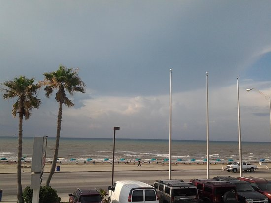 Gaido's Seaside Inn : View from our front door.