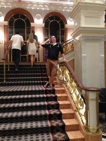 Lotte New York Palace : foyer
