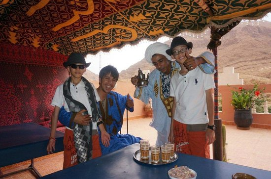 Real Morocco Tours - Private Day Tours: Good time at riad