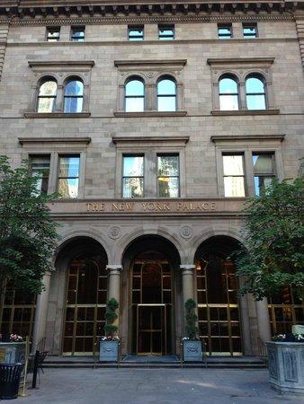 Lotte New York Palace : grand patio