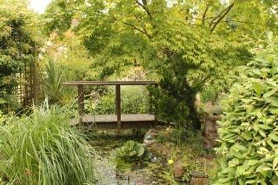 Templar House: magical Garden