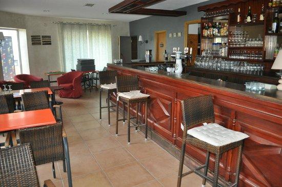 Hotel La Fregate : le bar