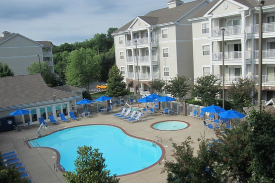 Wyndham Nashville : Pool