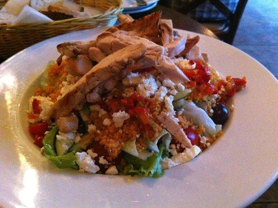 Pepe Nero: Mediterranean & Moroccan Fusion Couscous Salad