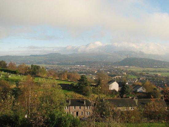 Stirling Castle: вон тот мост